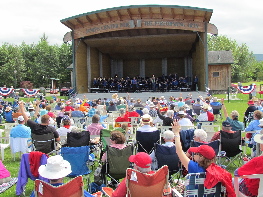 Sequim Music in the Park