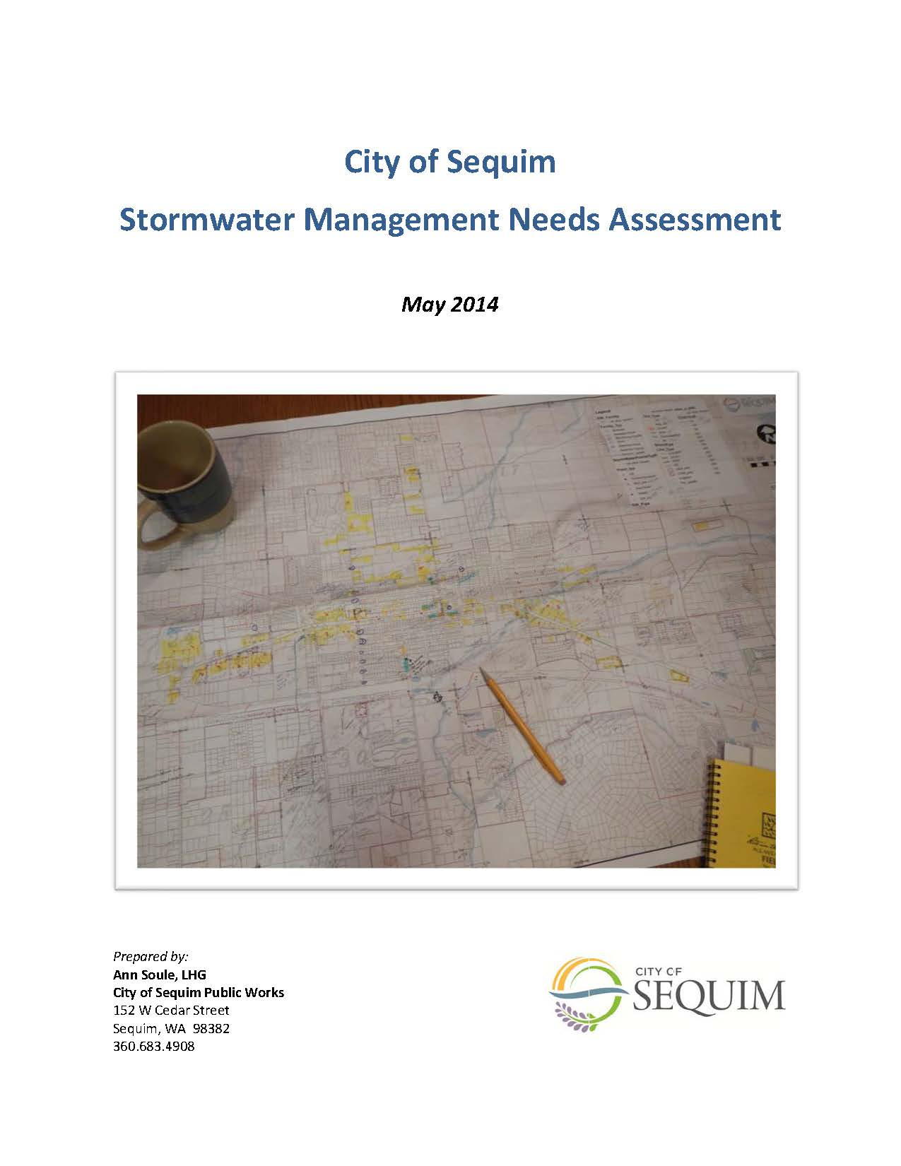 Stormwater Management Needs Assessment