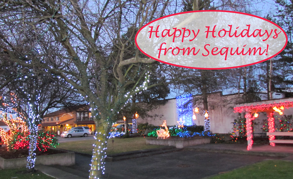 2015 Happy Holidays from Sequim