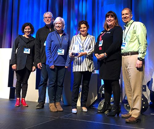 City of Sequim Receives Outstanding Achievement Award for web