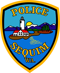 Sequim Police Department Patch