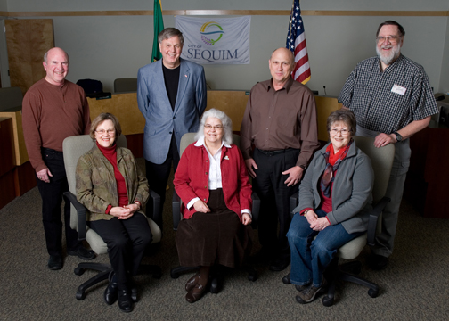 sequim 2013 city council